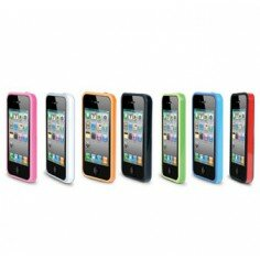Bumpers for iPhone 4/4S